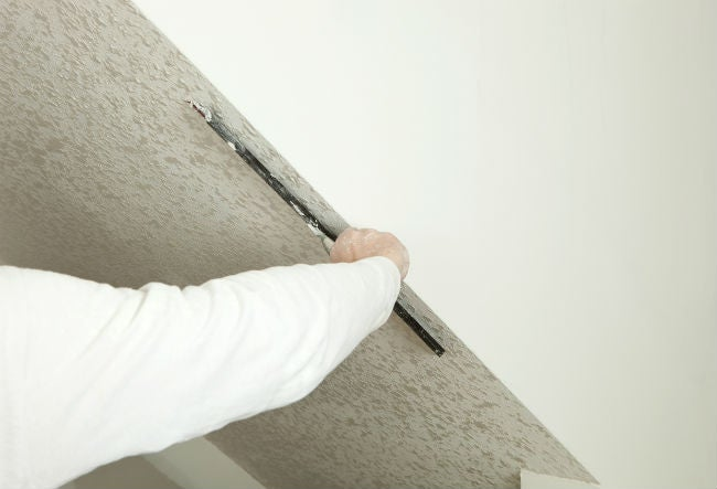 Knockdown Texture 101 What It Is And How To Diy It Bob Vila