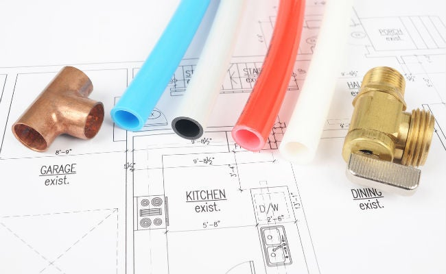 Pex pipe 101 all you need to know bob vila for Pex pros and cons