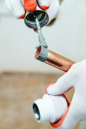 Connecting PEX to Copper and PVC Pipes | Bob Vila