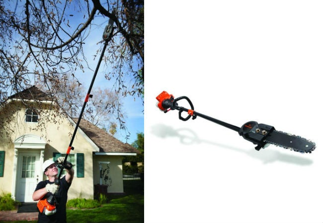 3 Picks for Best Pole Saw - Remington 8-Inch 25cc 2-Cycle Gas Saw