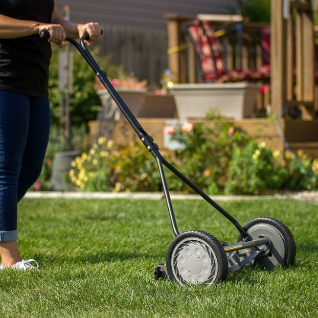 Choosing the Best Reel Mower - Great States 16-Inch T-Handle