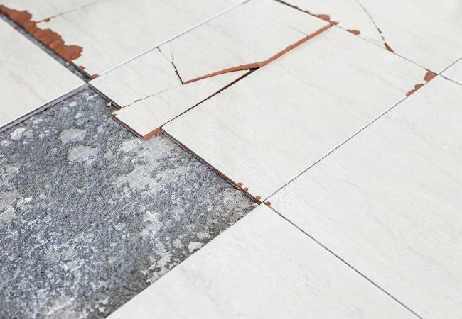 Asbestos Floor Tiles What To Know About This Old Home Hazard - What do you need for tile floor