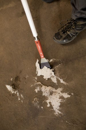Painting Concrete Floors Follow These