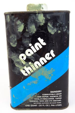 How to Dispose of Paint Thinner