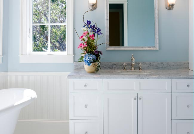 How to Paint Bathroom Cabinets | Bob Vila How To Paint A Bathroom on bathroom paint ideas, bathroom wallpaper, bathroom wall panels, faux painting a bathroom, bathroom painting ideas, how to decorate a bathroom, rubber duck bathroom decor, bathroom window treatments, bathroom paneling, painting a small bathroom, decorating a bathroom, bathroom color schemes, bathroom wall art, how to decorate a living room, decorating small bathrooms, bathroom colors, framed bathroom mirrors, sand in paint for bathroom, bathroom color ideas, decorating ideas for bathrooms, paint colors for bathrooms,