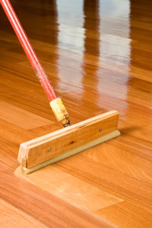 How To Polish Wood Floors