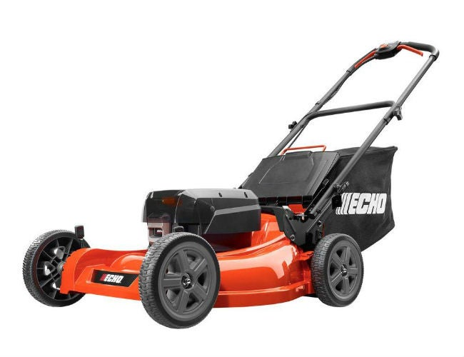 "Best Electric Lawn Mower - Echo 21"" Cordless Push Mower"