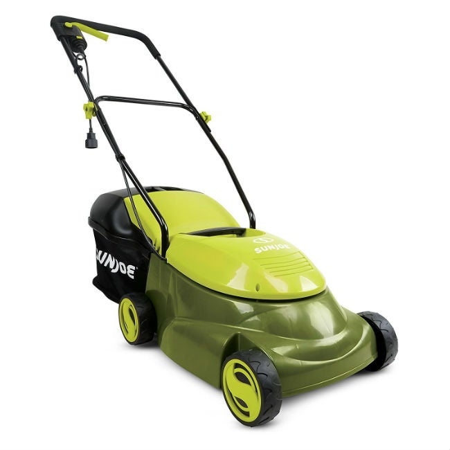 "Best Electric Lawn Mower - Sun Joe Mow Joe 14"" Lawn Mower"
