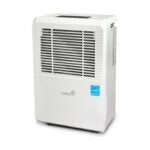 The Best Dehumidifier Option: Ivation 4,500 Sq Ft Large-Capacity Dehumidifier