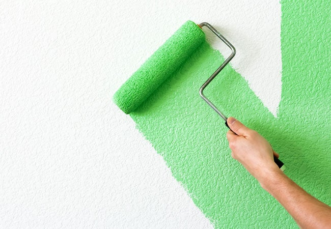How To Paint Textured Walls Bob Vila