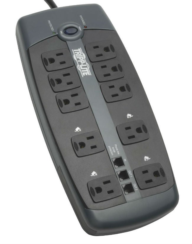 Best Surge Protector from Tripp
