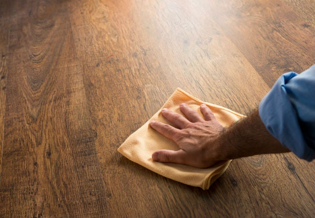 Tips for Waxing Hardwood Floors