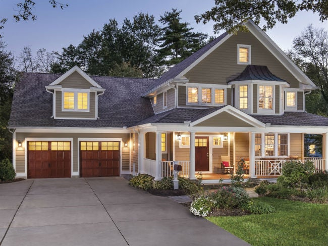 A Garage Door Update Can Practically Pay for Itself
