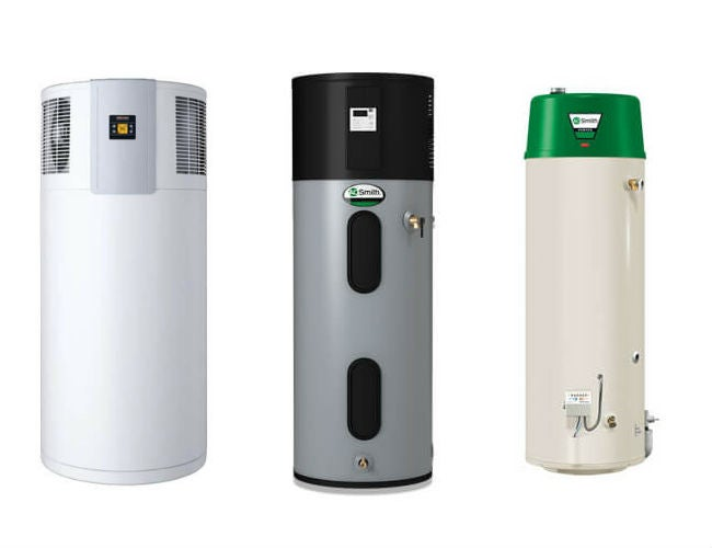 Most Efficient Gas And Electric Water Heaters