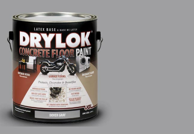 Best Garage Floor Paint from Drylok