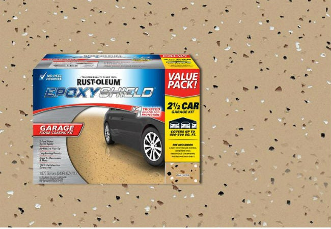 Best Garage Floor Paint from Rust-Oleum