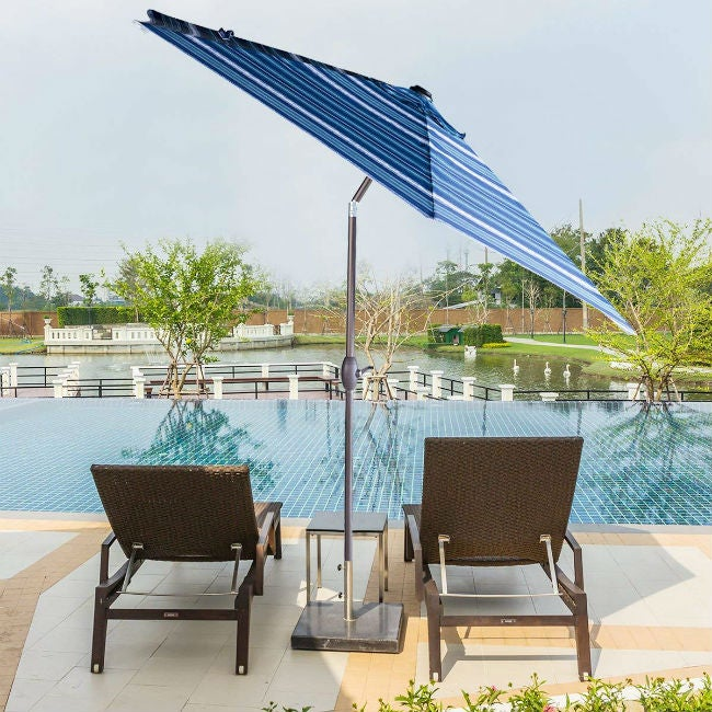 Beau Best Patio Umbrella Options For Your Outdoor Space