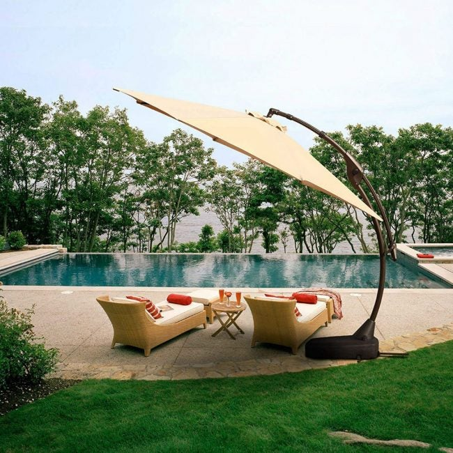 Best Patio Umbrella: Grand Patio
