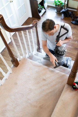 The Best Carpet For Stairs, Solved!
