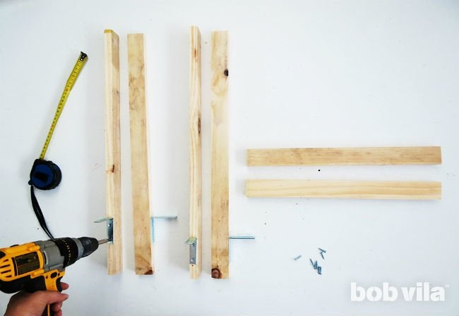 Build a Cooler Table for the Backyard Patio