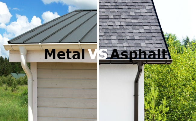 Metal Roofs vs Shingles: Which Roofing Is Best for You?