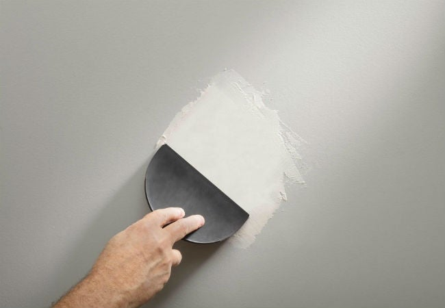 Get a Flawless Repair with The Better Finish Wall Repair Patch Kit