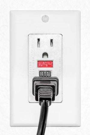 GFCI Outlets Around the House