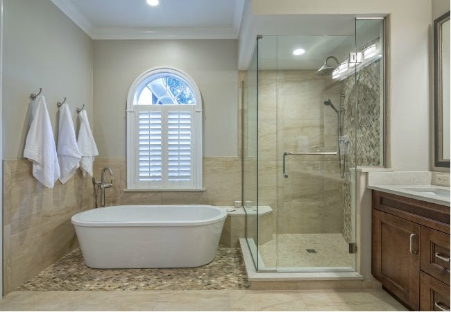 The Big Bathroom Remodeling Design Decision: Tub vs. Shower