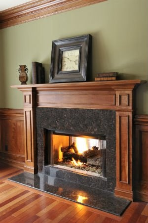 The Ventless Fireplace Weighing The Pros And Cons Bob Vila