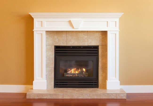 Enjoyable The Ventless Fireplace Weighing The Pros And Cons Bob Vila Beutiful Home Inspiration Truamahrainfo