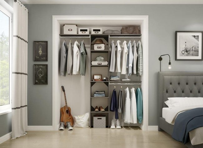 Beau Best Closet Systems For Clothing Organization