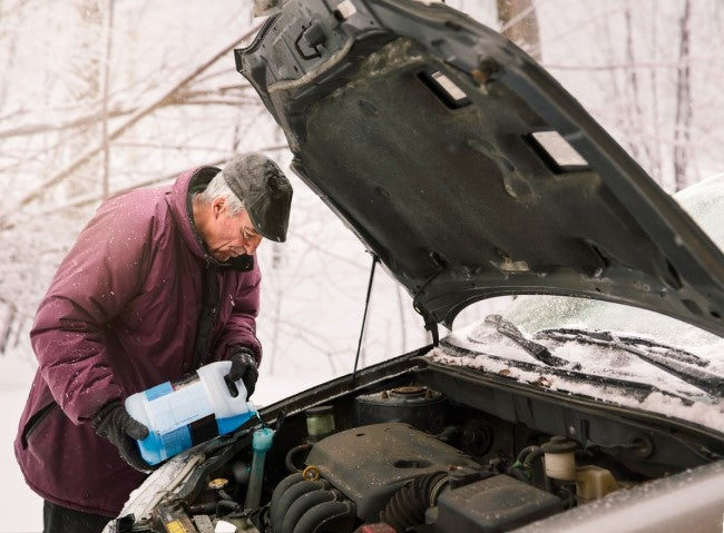 How to Check and Dispose of Old Antifreeze