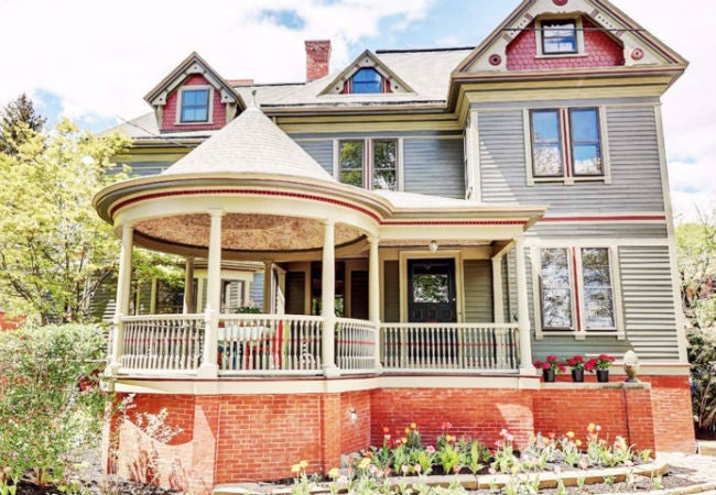 Each Queen Anne House Has a One-of-a-Kind Style