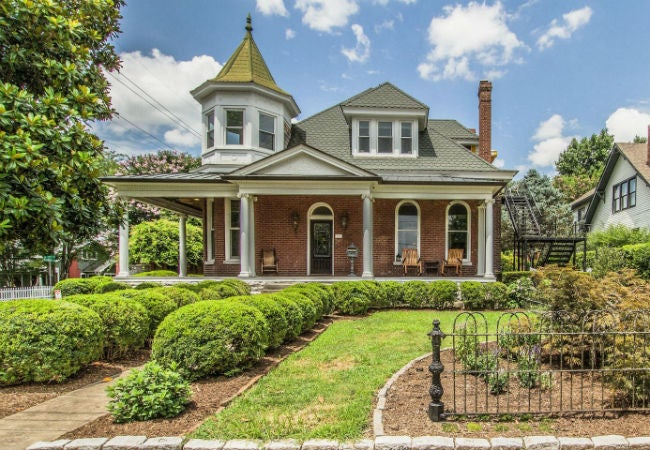 The Queen Anne House: The History and Hallmarks of the ... on french eclectic home plans, gothic cottage home plans, quad level home plans, queen anne floor plans, greek revival home plans, eastlake home plans, one-bedroom cottage home plans, clayton home plans, edgewood home plans, queen anne cottage plans, saltbox home plans, creole cottage home plans, rustic home plans, back split home plans, modernist home plans, queen anne building plans, french second empire home plans, cordova home plans, washington home plans, tudor house plans,
