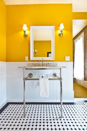 Solved! The Right Wainscoting Height