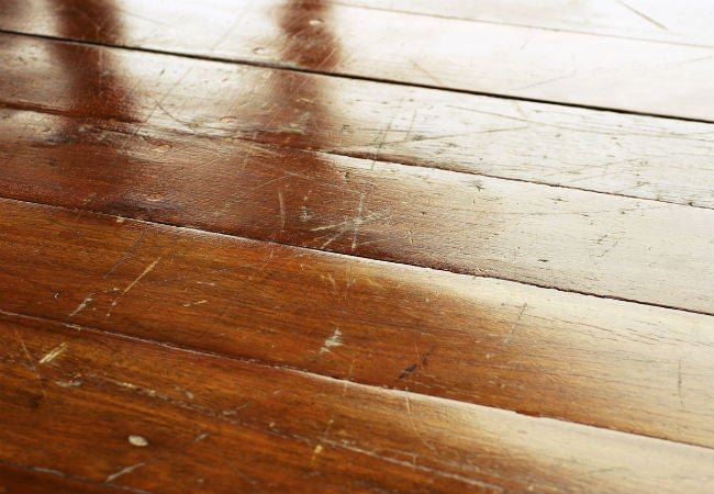Diy Tips For Wood Floor Scratch Repair
