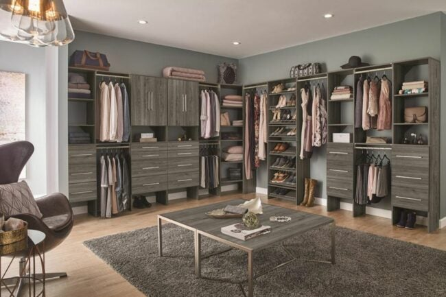 The Best Closet Systems Option