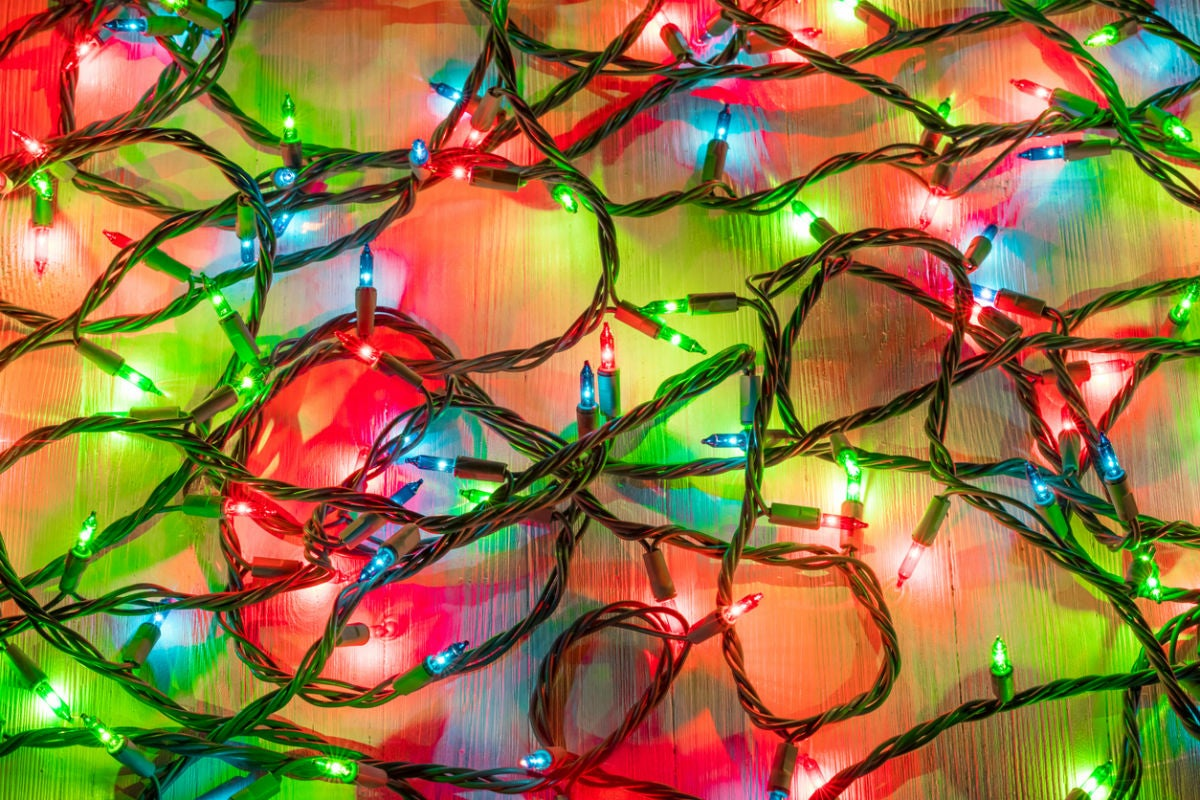 The Best Christmas Lights For Indoors And Out