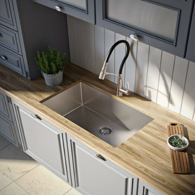 The 7 Best Kitchen Sink Materials for Your Renovation | Bob Vila