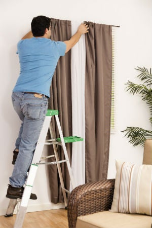 How High To Hang Curtains Solved