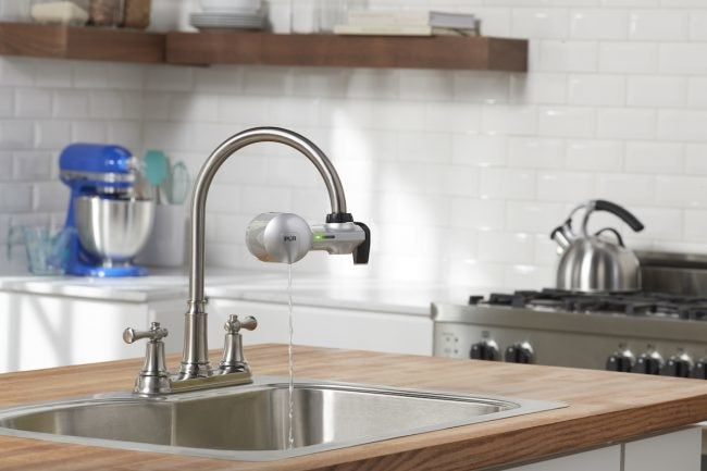 Best Faucet Water Filter Buyer S Guide Bob Vila