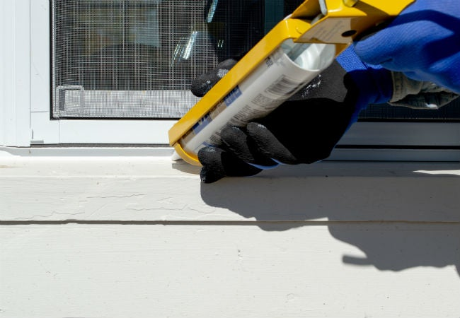 3 Reasons to Caulk Around the Windows