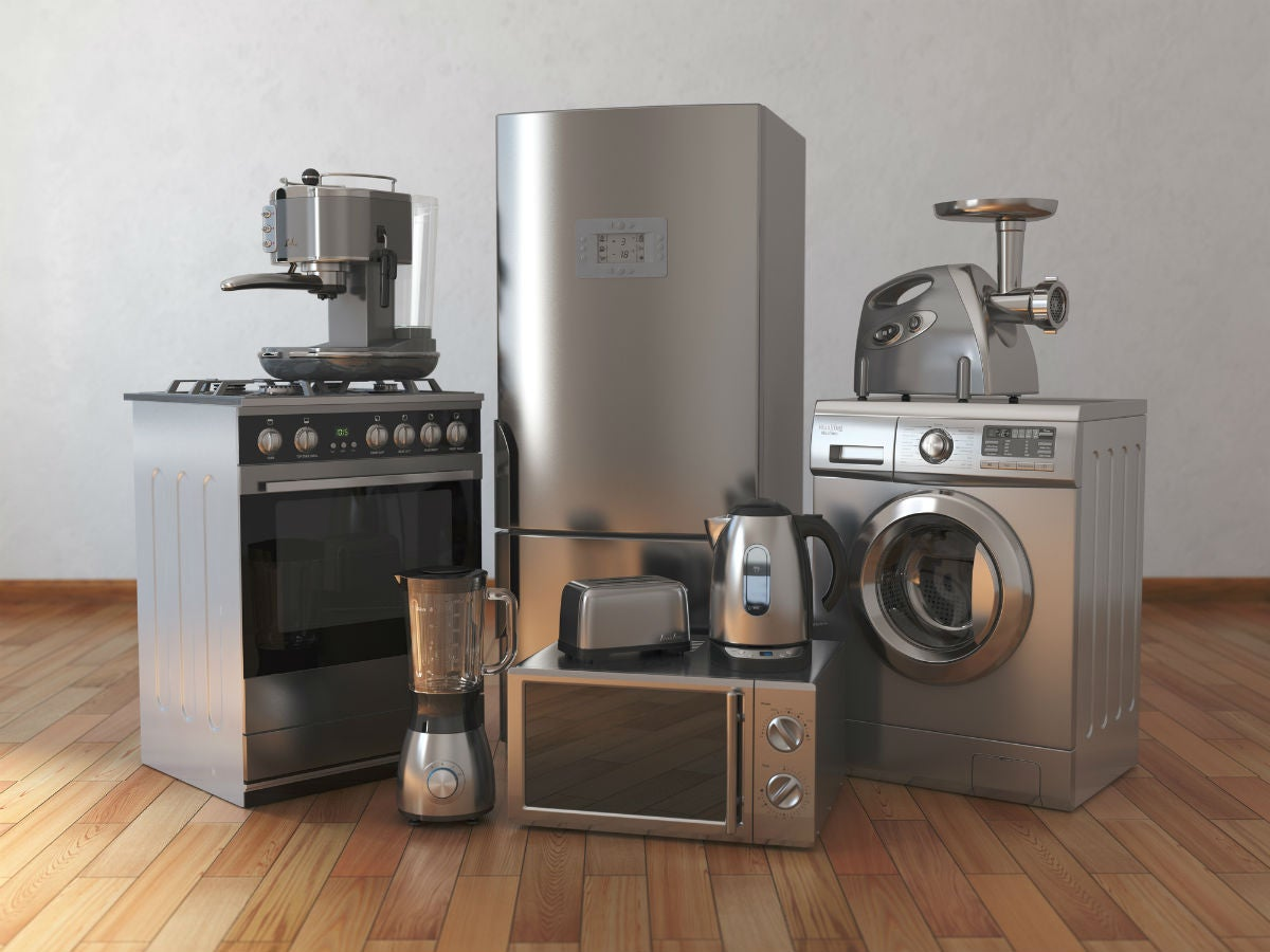 Here's The Best Time to Buy Appliances, Large and Small