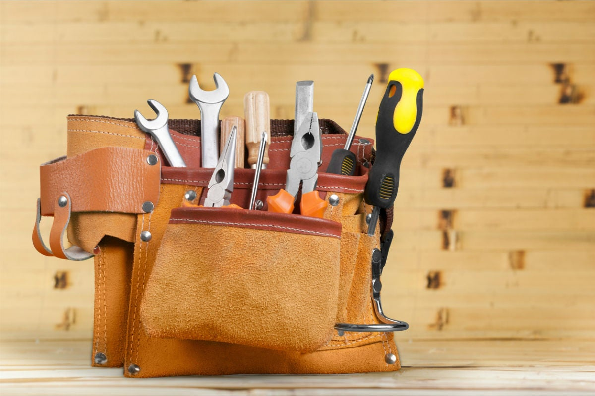 The Best Tool Belt for Every DIYer