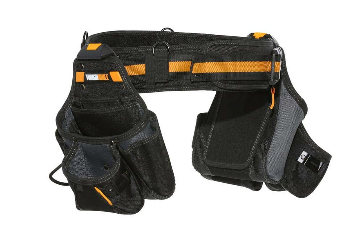 Choosing the Best Tool Belt: ToughBilt's Tradesman Tool Belt Set