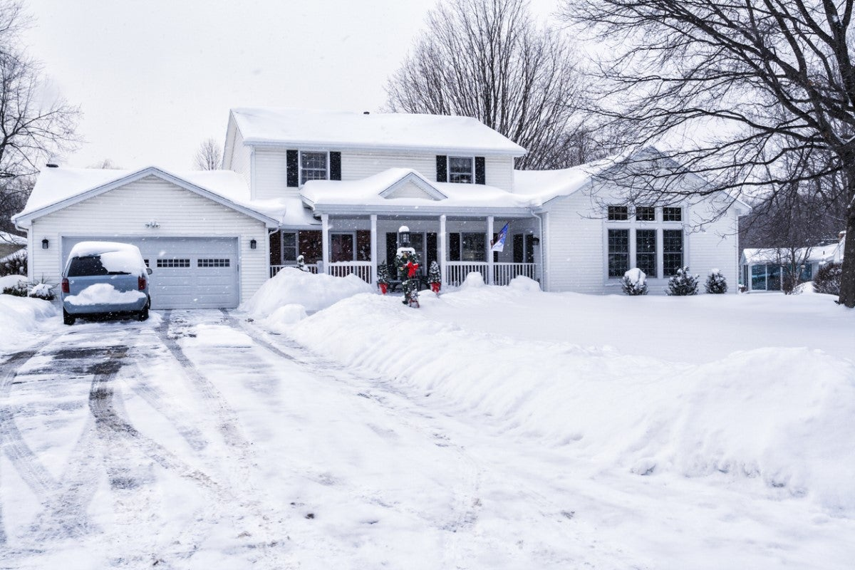 The Pros and Cons to a Heated Driveway