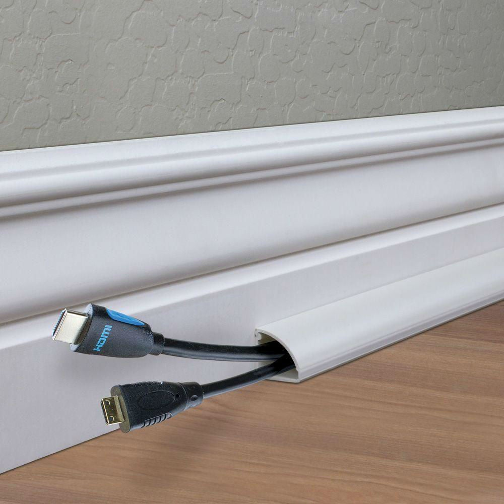 7 Tips for How to Hide TV Wires and Other Cords