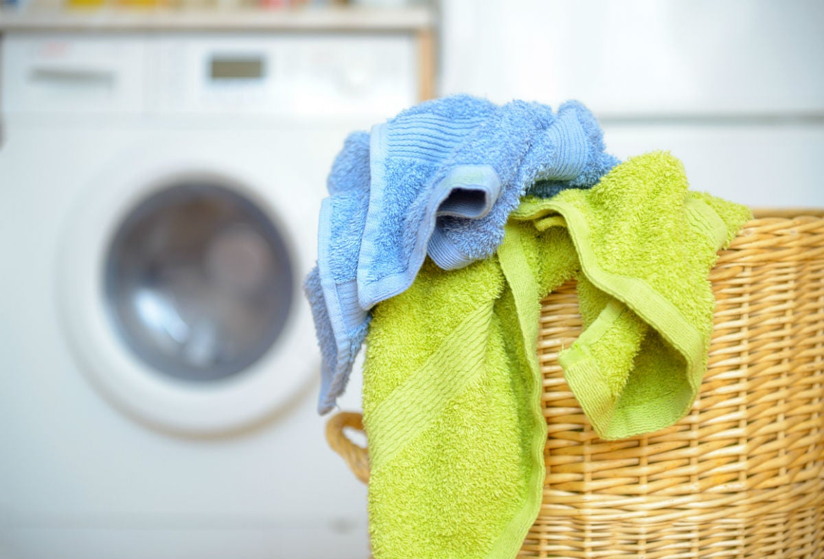 How to Wash Towels