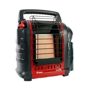 Best Garage Heater Options: Mr. Heater Portable Buddy