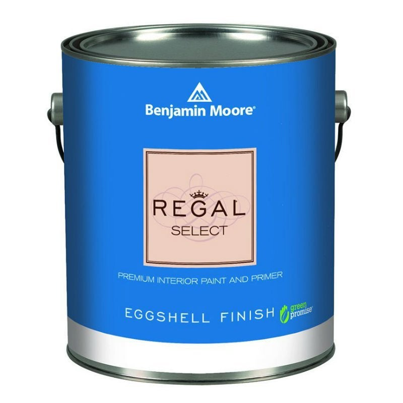 Best Interior Paint Options According to Happy DIYers: Benjamin Moore's Regal Select
